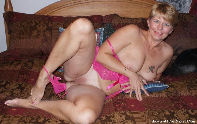 image Hot tattooed latina mature creamy pussy