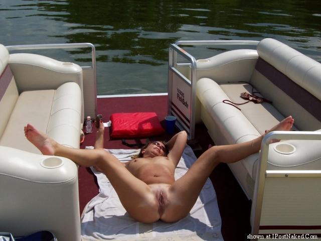 bass boat porn