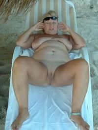 Bbw wife nude pics